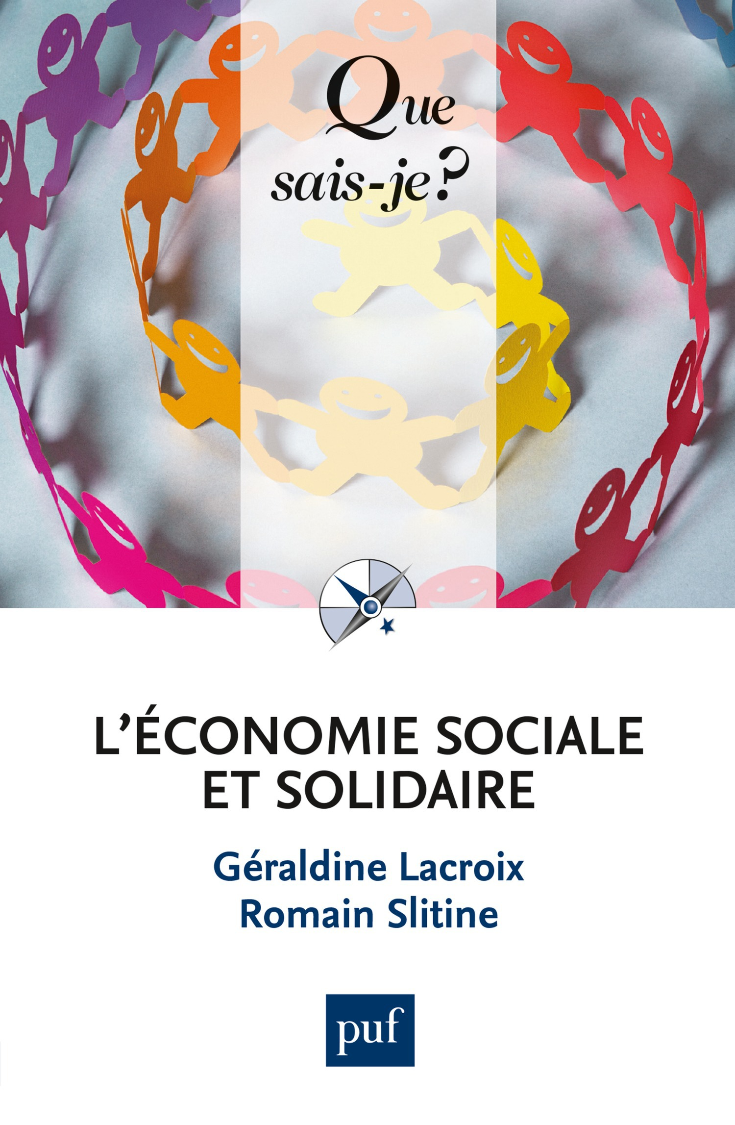 Romain Slitine L'économie sociale et solidaire