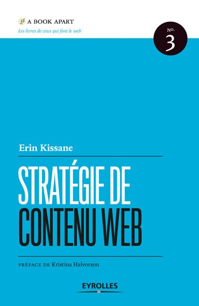 Erin Kissane Stratégie de contenu web