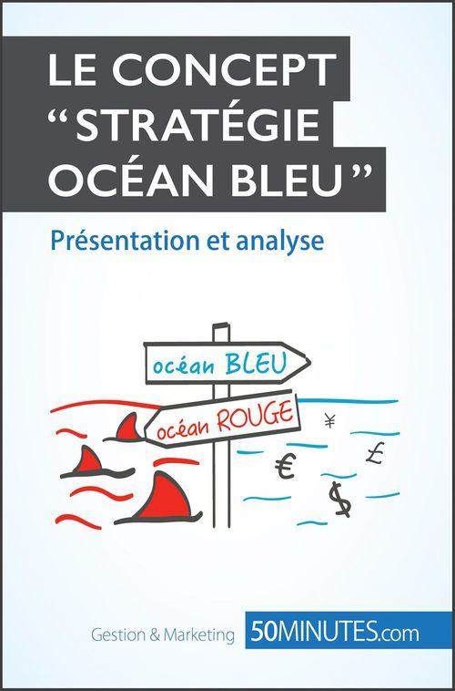"""Le concept """"stratégie Océan bleu"""" - Présentation et analyse"""