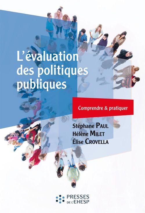 Stéphane Paul L'évaluation des politiques publiques