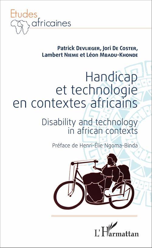 Handicap et technologie en contextes africains