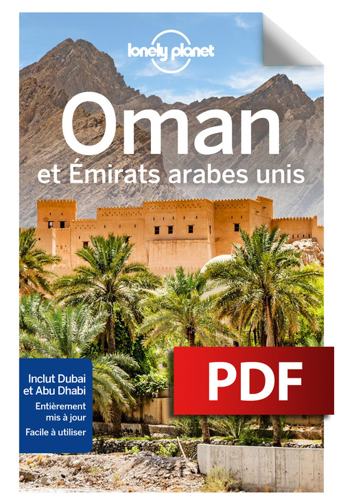 LONELY PLANET Oman 2ed