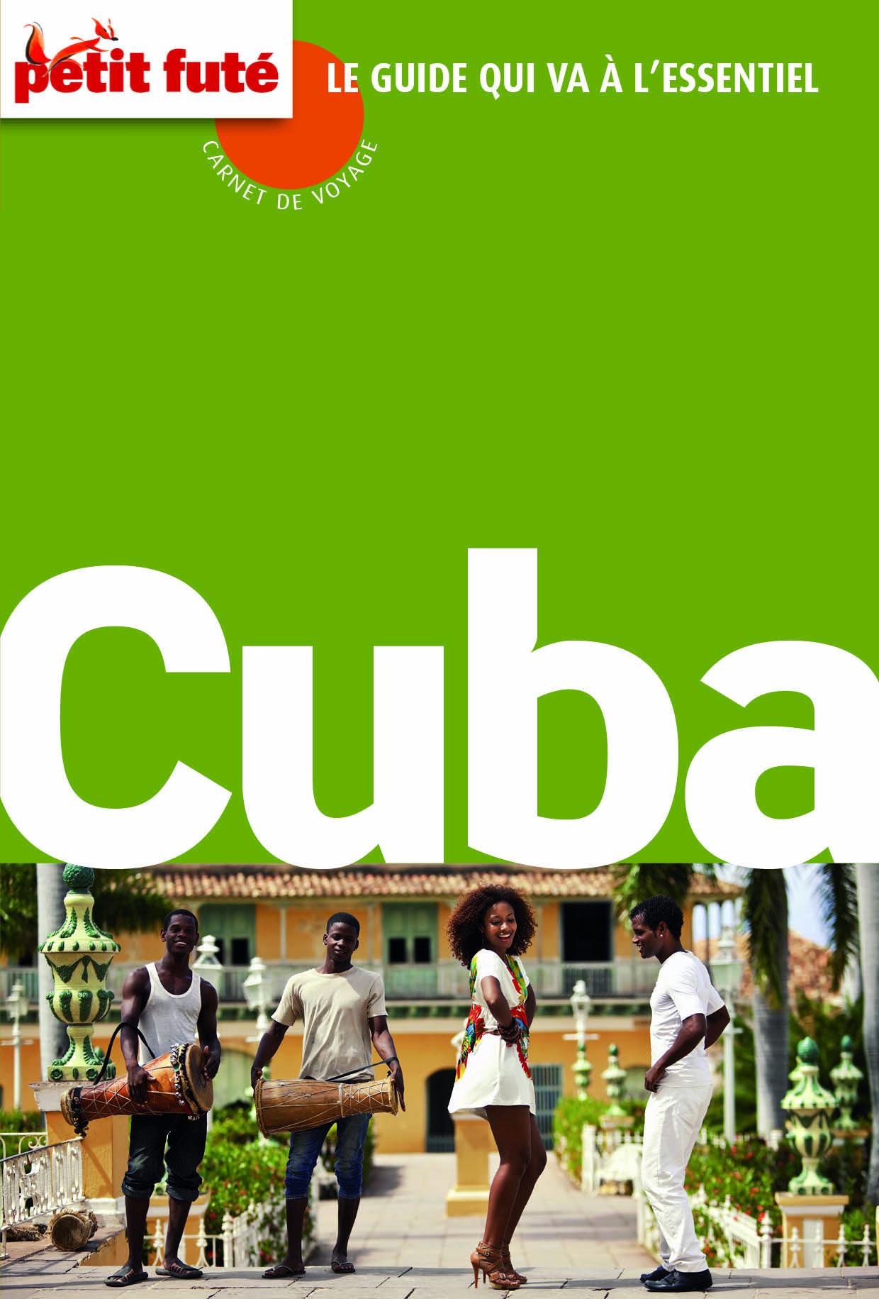 Collectif Cuba 2015 CARNET DE VOYAGE