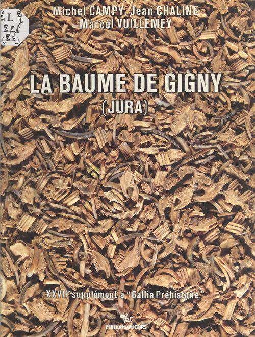 La Baume de Gigny : Jura