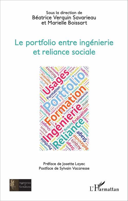 Marielle Boissart Le portfolio entre ingénierie et reliance sociale