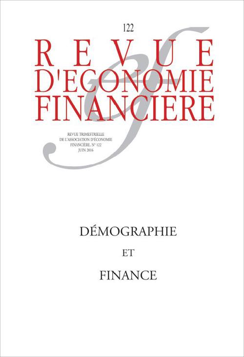 Collectif Aef Démographie et finance