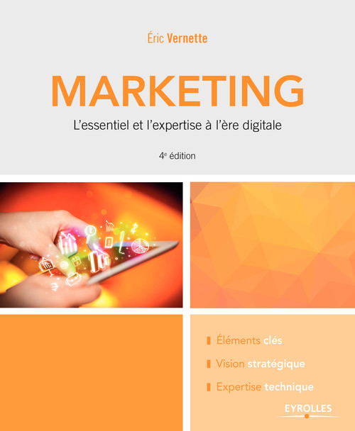Eric Vernette Le marketing