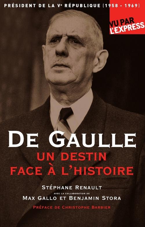 Stephane Renault De Gaulle, un destin face à l'Histoire
