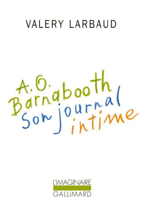 A. O. Barnabooth
