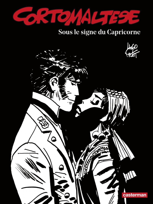 Hugo Pratt Corto Maltese (Tome 2) - Sous le signe du Capricorne (édition enrichie noir et blanc)