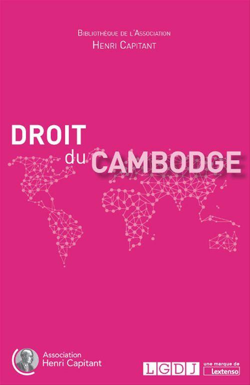 Collectif Droit du Cambodge