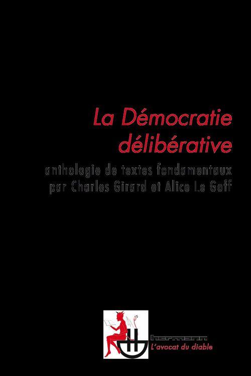 La democratie deliberative