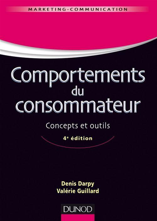 Comportements du consommateur - 4e éd.