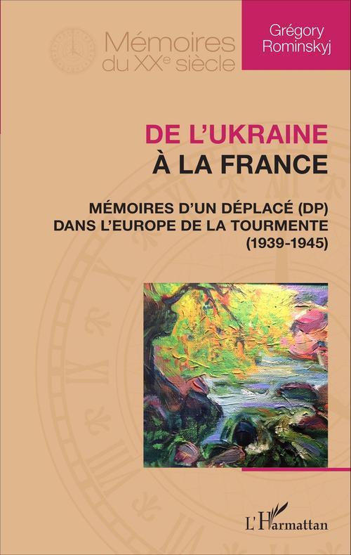 Grégory Rominskyj De l'Ukraine à la France