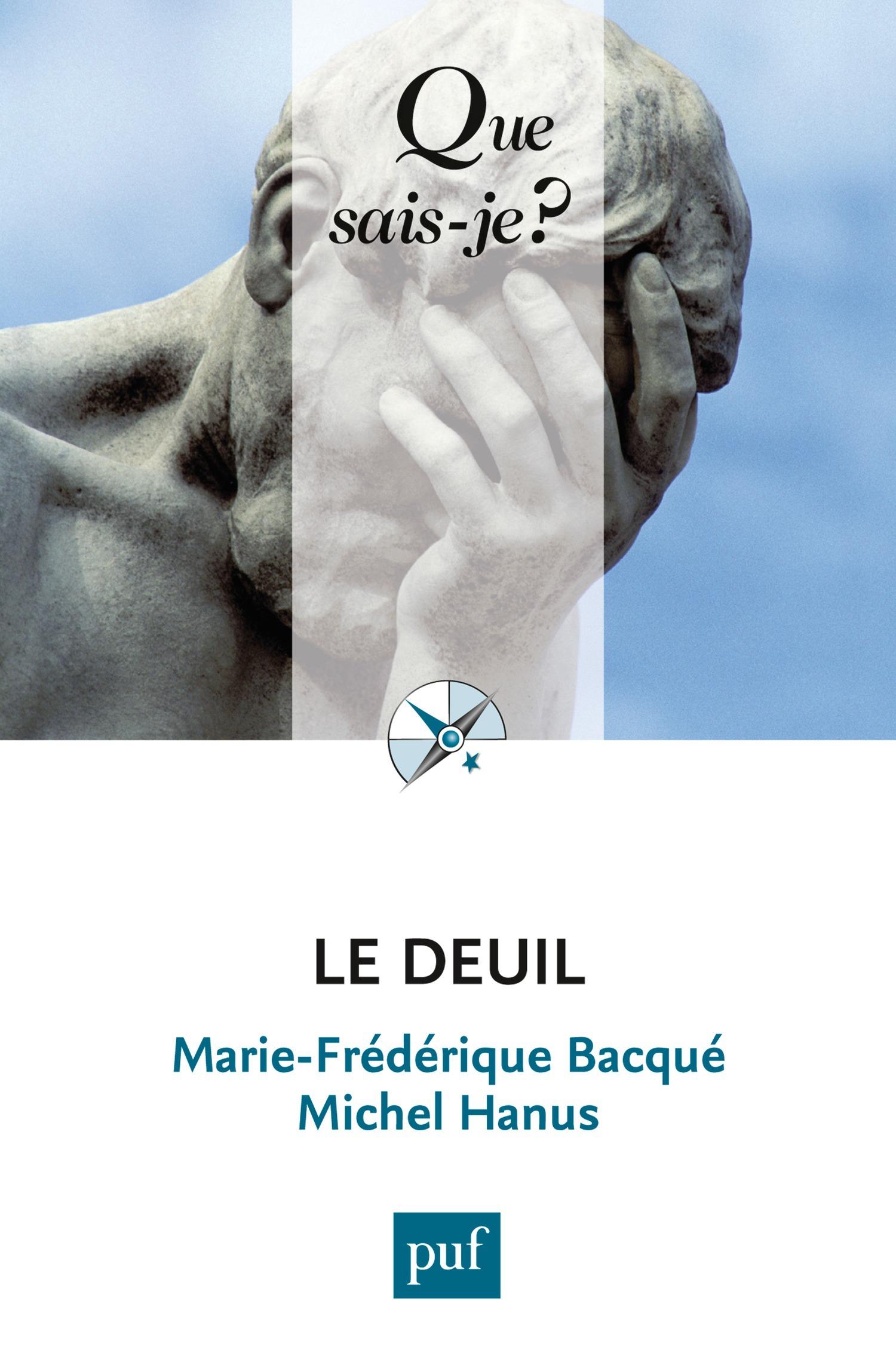 Marie-Frédérique Bacqué Le deuil