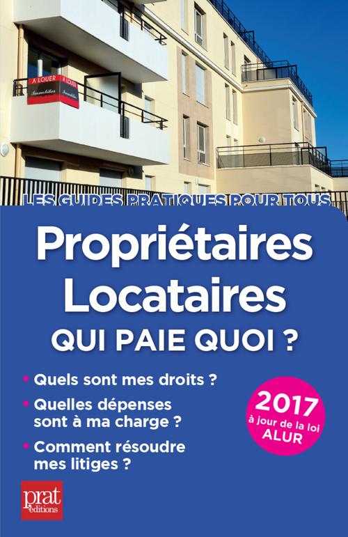 Propriétaires, locataires 2017
