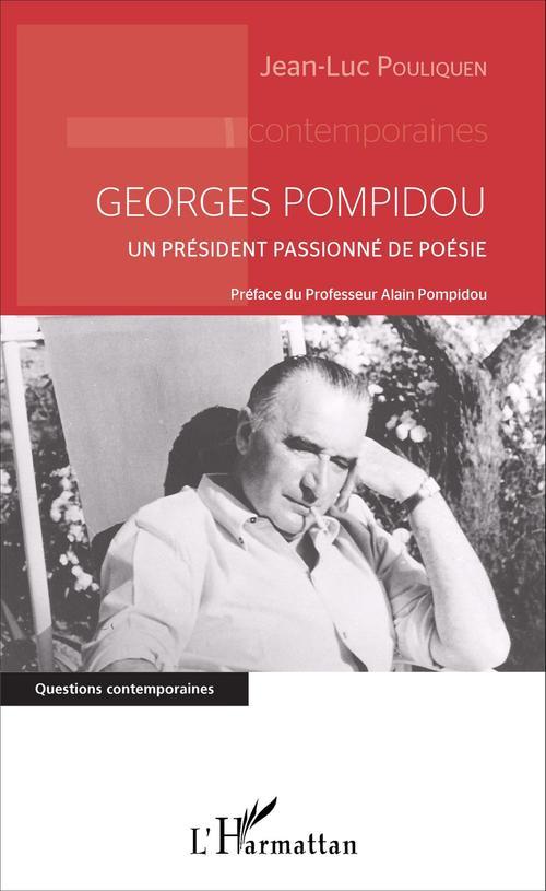 Jean-Luc POULIQUEN Georges Pompidou
