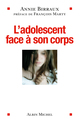 l'adolescent face � son corps