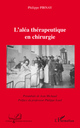 L'al�a th�rapeutique en chirurgie