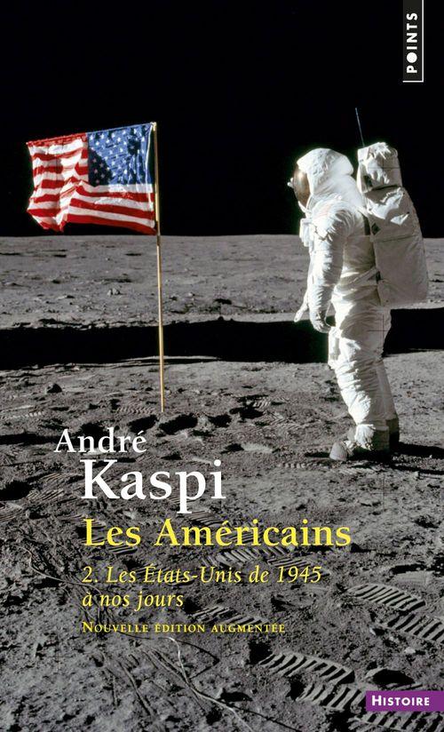 André Kaspi Les Américains