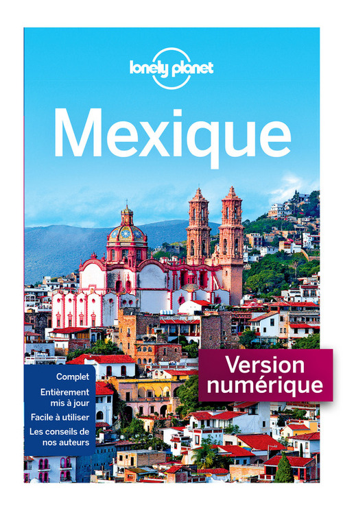 LONELY PLANET Mexique 11ed