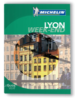 Lyon Guide Vert Week-End Michelin  2012-2013