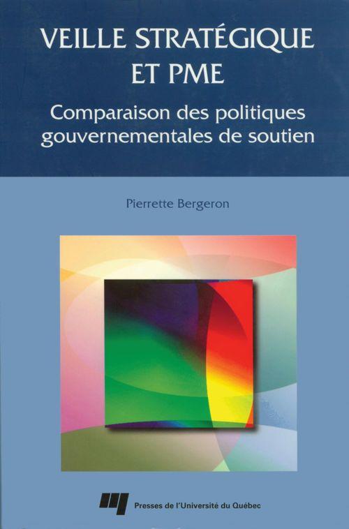 Pierrette Bergeron Veille stratégique et PME