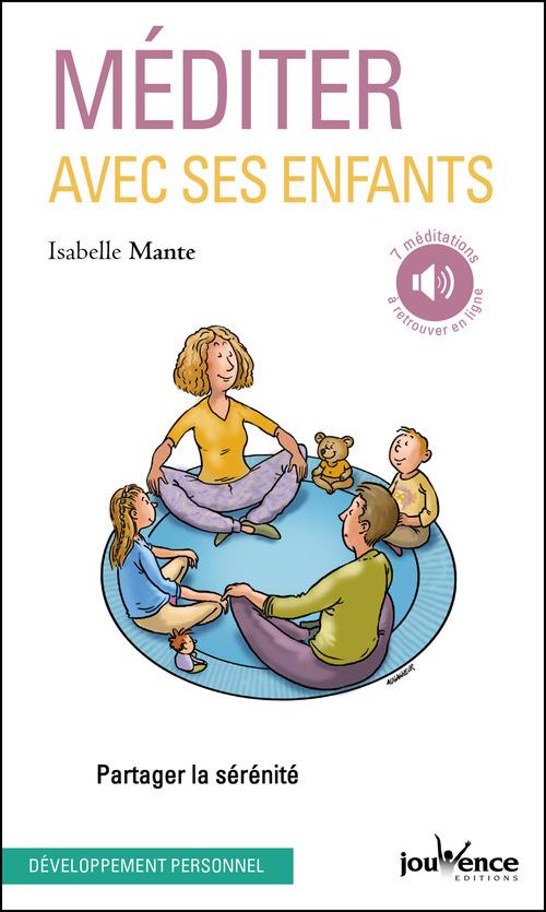 Isabelle Mante Méditer avec ses enfants