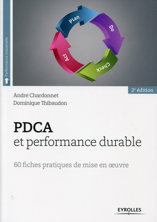 Dominique Thibaudon PDCA  et performance durable
