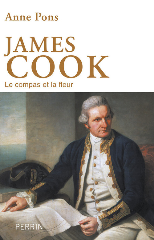 Anne PONS James Cook