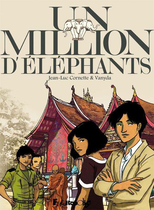 Jean-Luc Cornette Un million d'éléphants