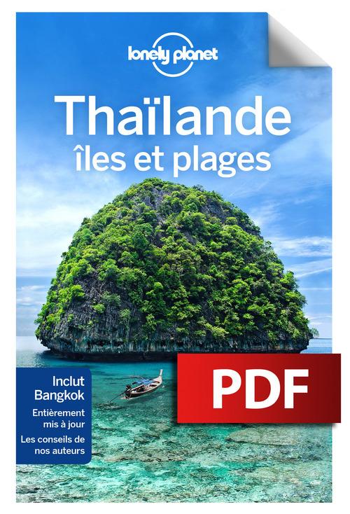 Lonely Planet LONELY PLANET Thaïlande, Îles et plages 5ed