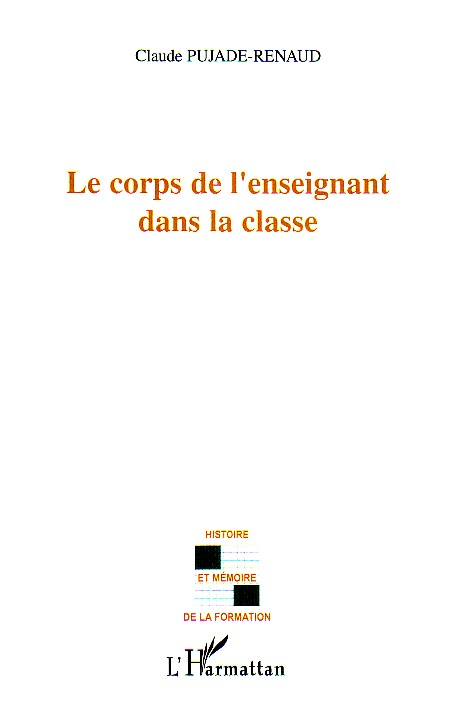 Le corps de l'enseignant dans la classe