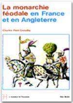 Charles Petit-Dutaillis La Monarchie féodale en France et en Angleterre