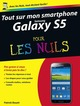 Tout sur mon smartphone Samsung galaxy S5 pour les nuls