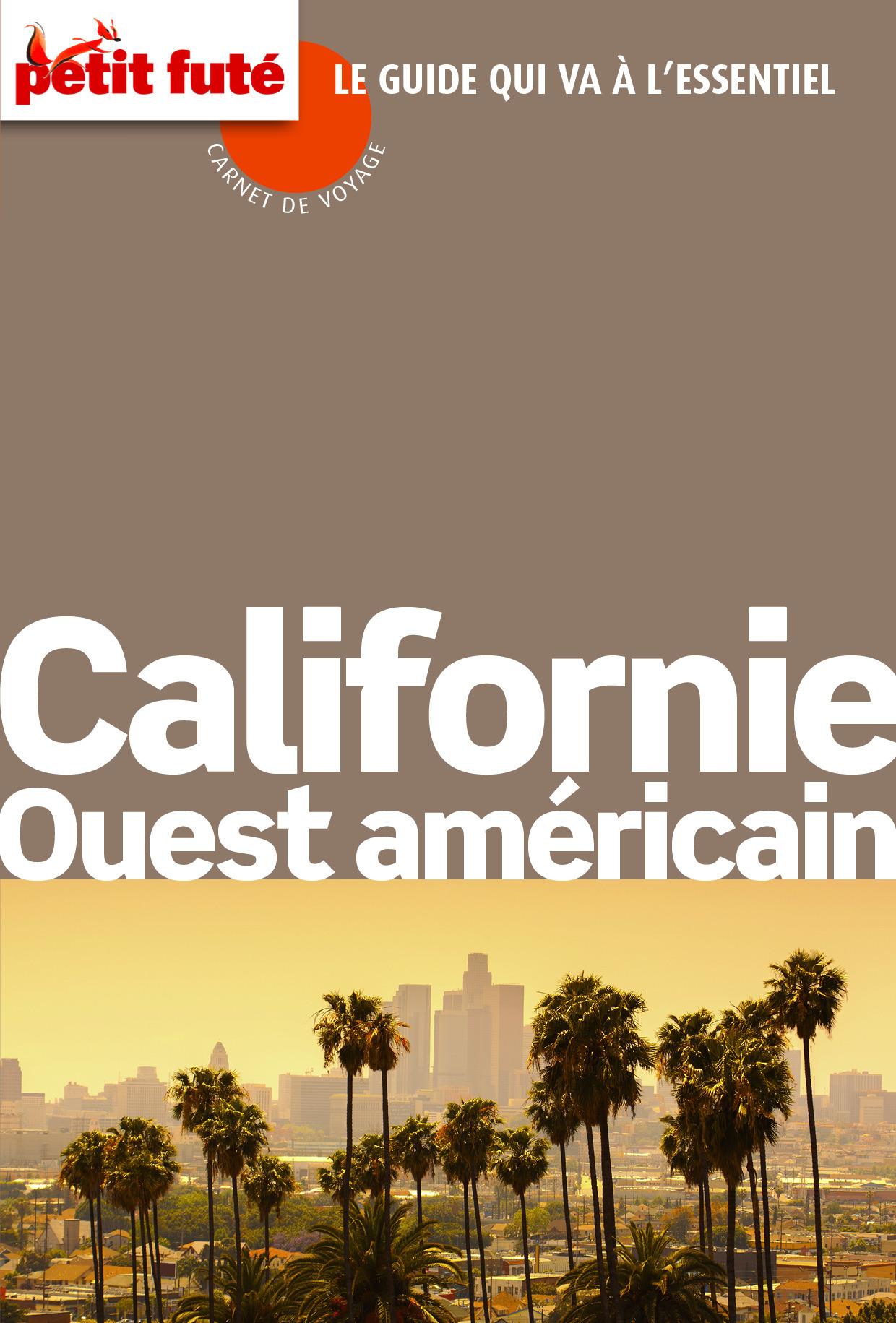 Collectif Californie Ouest Américain 2015 (avec cartes, photos + avis des lecteurs)