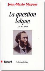 La Question laïque
