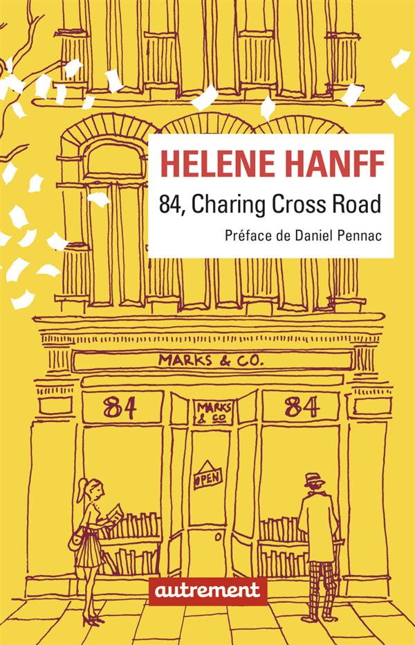 84 Charing Cross Road - Helen Hanff.