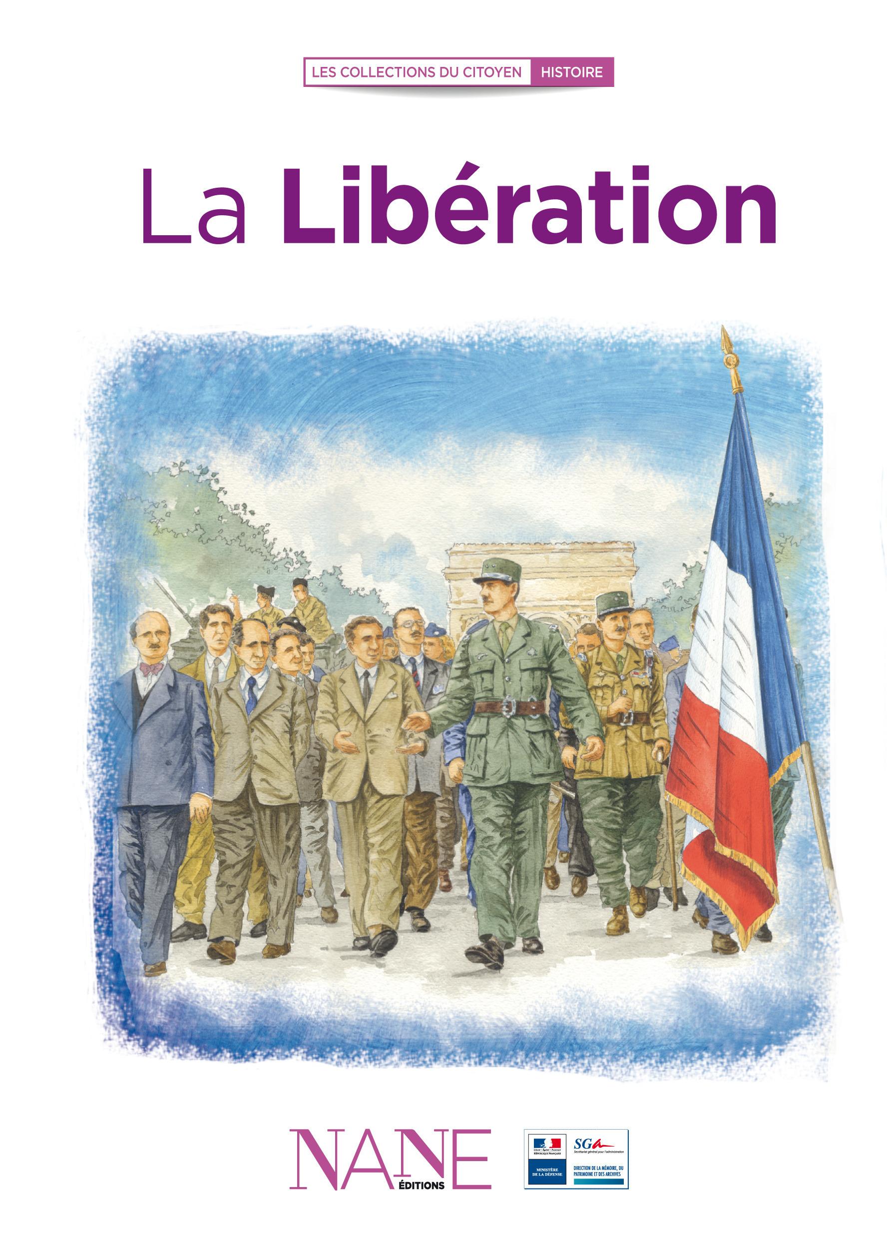 Emeline Vanthuyne La Libération