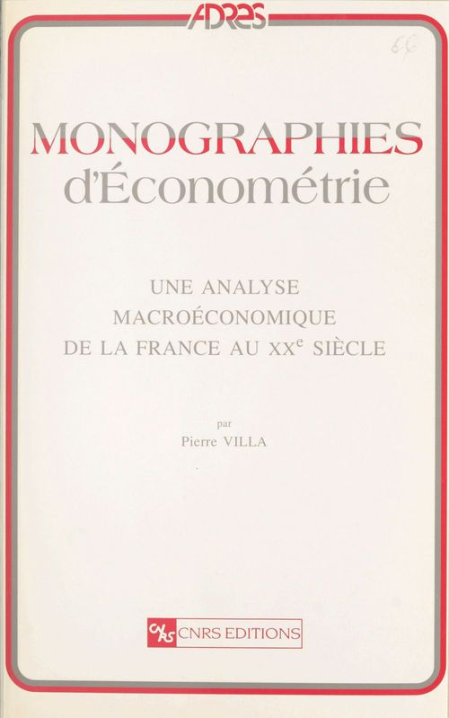 Une analyse macroéconomique de la France au 20e siècle