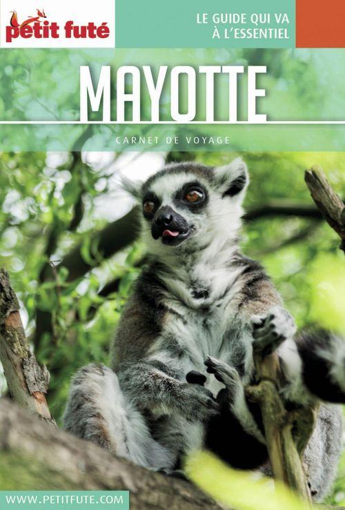 Dominique Auzias Mayotte 2017 Carnet Petit Futé