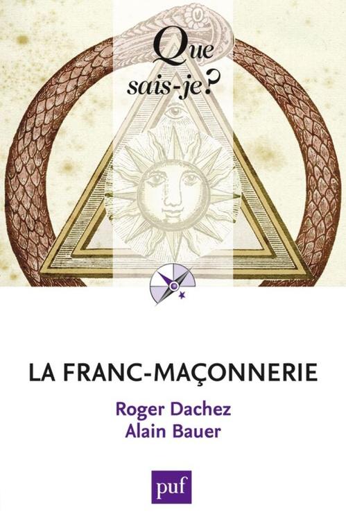 Alain Bauer La franc-maçonnerie