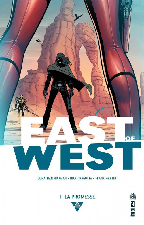 Tome 1 ; EAST OF WEST - Tome 1 - East of West tome 1