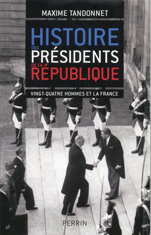 Histoire des présidents de la République