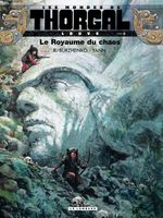 Les mondes de Thorgal ; Louve t.3 ; le royaume du chaos