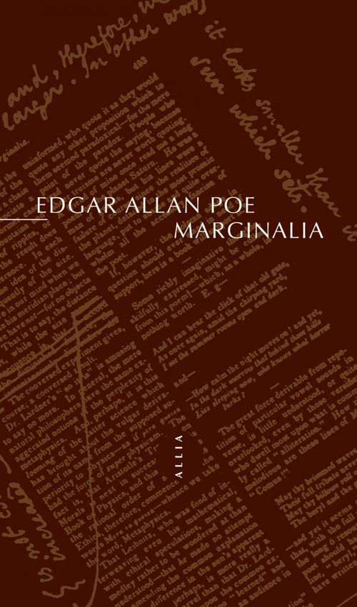 Edgar Allan POE Marginalia