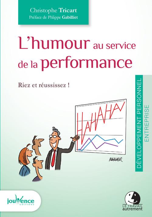 Christophe Tricart L'humour au service de la performance