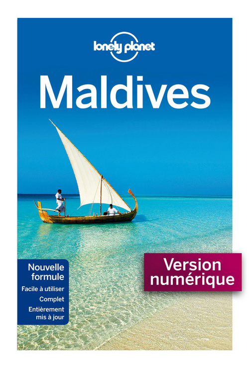 Lonely Planet Maldives 3