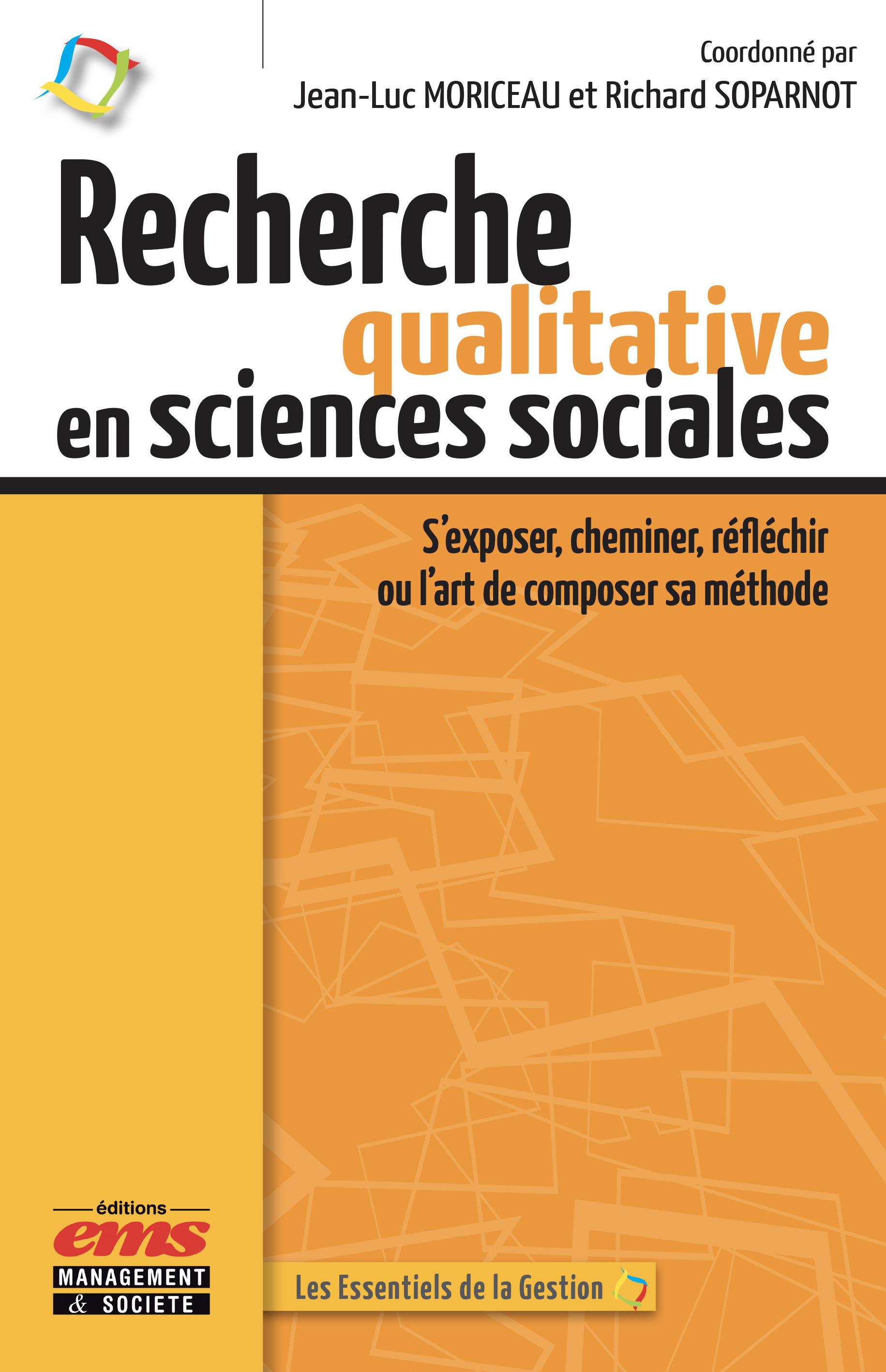Recherche qualitative en sciences sociales