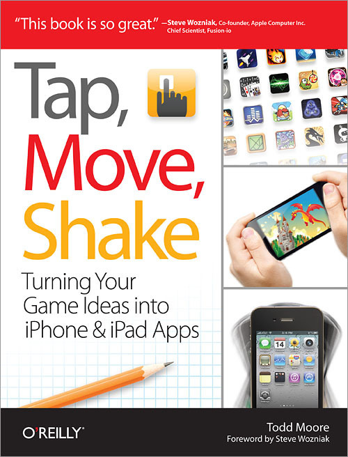 Tap, Move, Shake